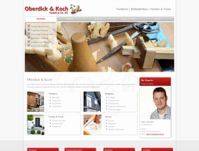 Oberdick & Koch - Tischlerei / Möbel / Türen / Fenster / Rollläden