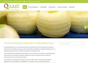 Obsthandel Quast GmbH & Co. KG.