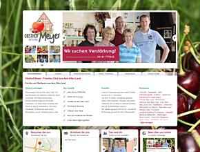 Obsthof Meyer | Frisches Obst aus dem Alten Land