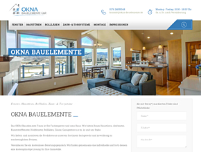 Okna Bauelemente GbR - Fenster / Haustüren / Montage- & Bauservice / Stade