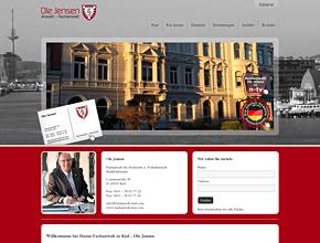 Ole Jensen - Anwalt für Arbeitsrecht-Mietrecht-Familienrecht