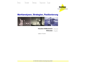 OneStone Consulting Group GmbH