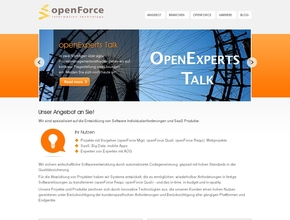 openForce Information