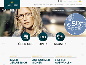 Optik Hallmann GmbH