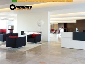 Ormanns Gmbh Buro Chefzimmer Konferenzraum Arbeitsplatz Einrichten