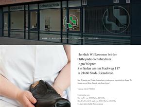 Orthopädie-Schuhtechnik Ingra Wegner