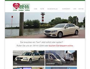 Ossi Taxi | Ruf: 04141 - 2244