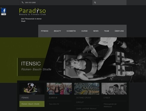 Paradiso Beauty & Fitness-Club