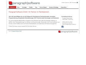 Paragraph-Software GmbH