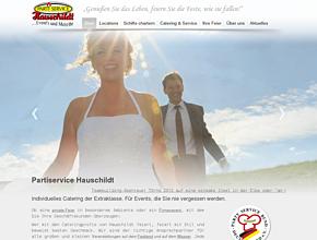 Partiservice Hauschildt für Hamburg & Elbe bis Stade - Catering | Elbschiffahrt