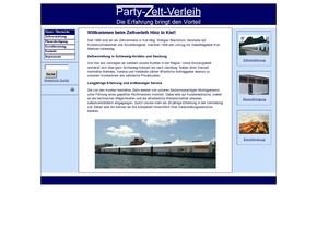 Party-Zelt-Verleih Frank Hinz