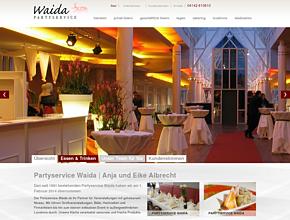 PARTYSERVICE Waida | Catering in Stade, Hamburg & Umgebung
