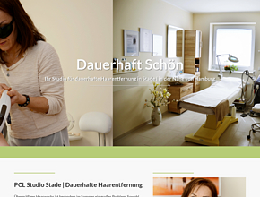 PCL Studio Stade | DAUERHAFT SCH�N | Dauerhafte Haarentfernung