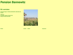 Pension Bannewitz