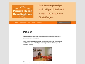 Pension Belina