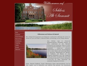 "Pension ""Schloss Alt Sammit"""