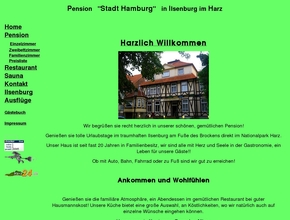 "Pension ""Stadt Hamburg"""