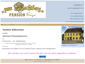 "Pension ""zum Wachtberg"""