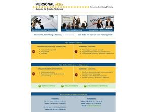 PERSONAL-aktiv, Agentur für Arbeits-Förderung GmbH