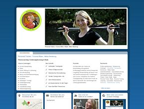 Personal Trainer  | Yvonne Biber | Nähe Hamburg