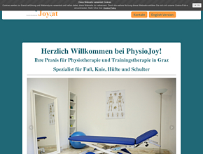 PhysioJoy - Praxis für Physiotherapie