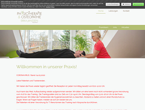 Physiotherapie Erika Janssen