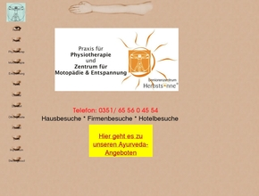 Physiotherapie Herbstsonne