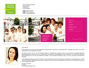 Physiotherapie Krüger | Alexandra Krüger | Krankengymnastik Stadthagen