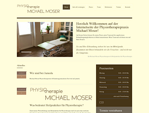Physiotherapie Michael Moser