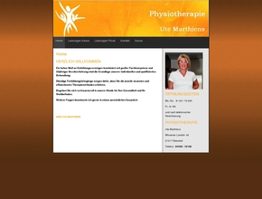 Physiotherapie  Ute Marthiens