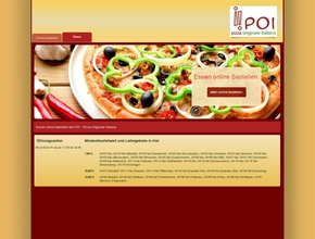 POI - Pizza Originale Italiana