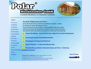 POLAR Blockhausbau