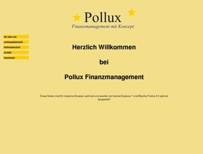 Pollux Finanzmanagement