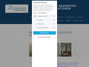 Polzhofer-Installationen