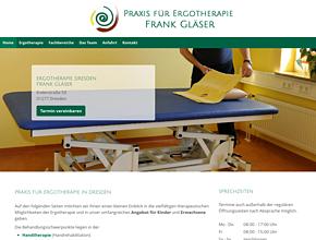 Praxis für Ergotherapie in Dresden Frank Gläser