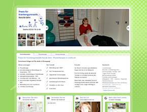 Praxis für Krankengymnastik Karola Jahn  - Physiotherapie in Lindhorst