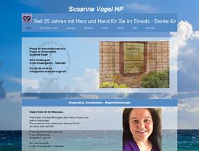 Praxis für Naturheilkunde | Susanne Vogel