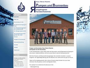 Pumpen und Brunnenbau - Robohm GmbH & Co. KG