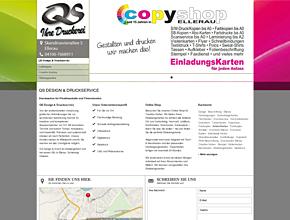 QS DESIGN & DRUCKSERVICE