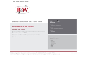 R & W Internationale Spedition