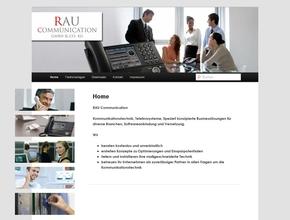 RAU Communication | Kommunikationstechnik und Telefonsysteme