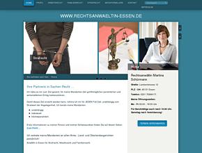 Rechtsanwältin Martina Schürmann | Arbeitsrecht Familienrecht Essen