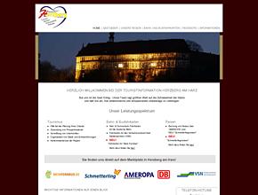 Touristinformation e. V. DB Agentur & Reisebüro
