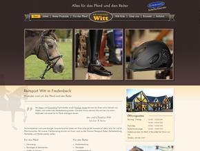 Reitsport Witt - Sättel - Reiter Produkte