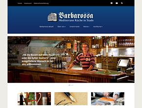 Restaurant BARBAROSSA | Mediterrane Küche | Kochkurse | Partyservice