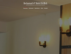 Restaurant & Hotel Elb Blick im Alten Land
