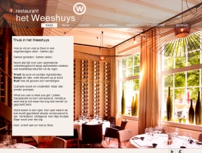Restaurant 't Weeshuys