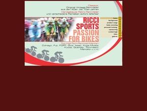 Ricci Sports | Rennräder, Rennrad- Laden, Geschäft, Shop, Werkstatt, Händler