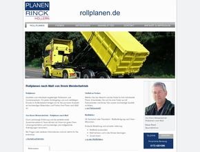 Rollplanen - Planen Rinck   Meisterbetrieb   Inh. Meike Rinck