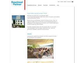 Roschiwal + Partner Ingenieur GmbH